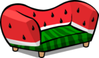 Watermelon Sofa sprite 008