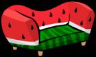 Watermelon Sofa sprite 008