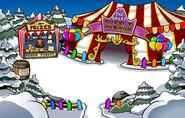 The Fair 2009 Great Puffle Circus Entrance