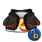 File:Puffle Flame Hoodie.png