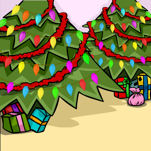 File:Christmas Trees Background.PNG