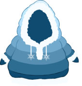 Snowy Night Parka icon