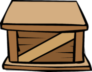 Wooden Crate sprite 001