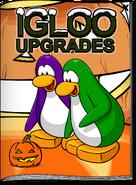 Igloo Upgrades September 2009