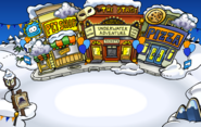 Mountain Expedition Plaza