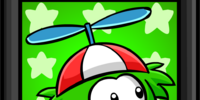 Green Puffle Picture
