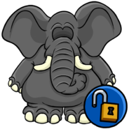 Elephant Costume unlockable icon