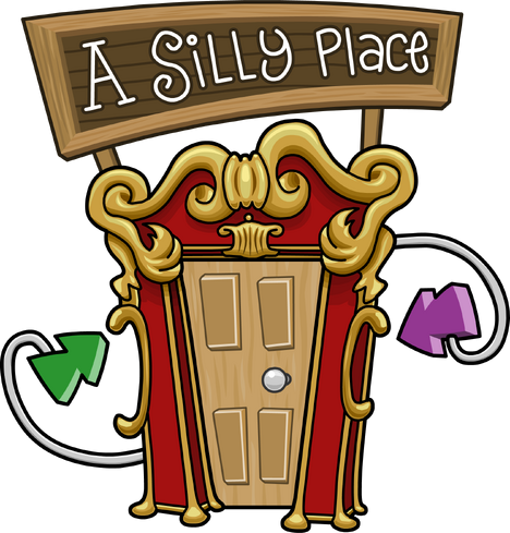 File:SillyPlaceEntranceAprilFoolsParty2010SnowForts.png