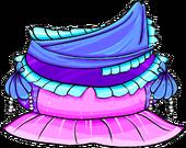 Blue Mermaid Costume icon