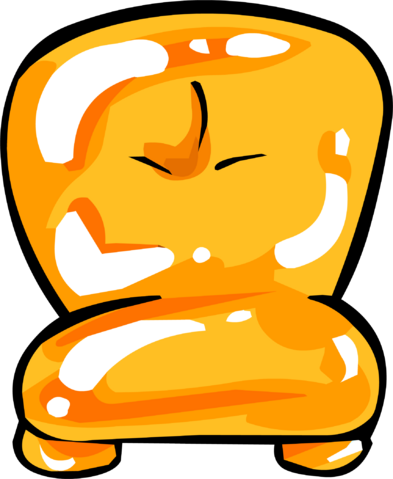 File:Orange Inflatable Chair.PNG