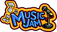 Music Jam 09 Logo