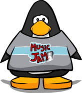 Music Jam T shirt 1