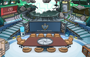 EPF Command Room after Blackout