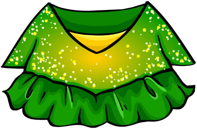 File:Green Figure Skating Dress clothing icon ID 4139.png