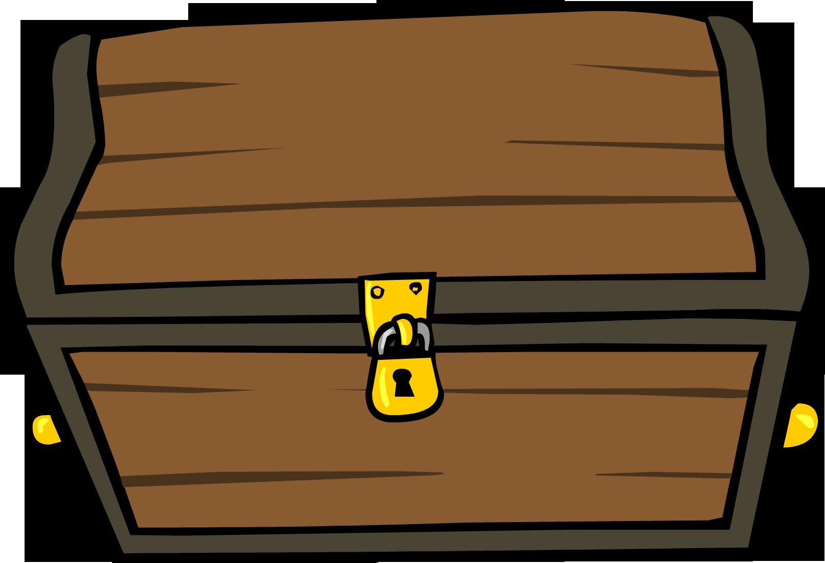 treasure chest  id 305  club penguin wiki fandom sea creatures clip art sea creatures clip art black and white