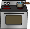 Stainless Steel Stove sprite 002