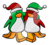 Holiday Happiness Pin icon