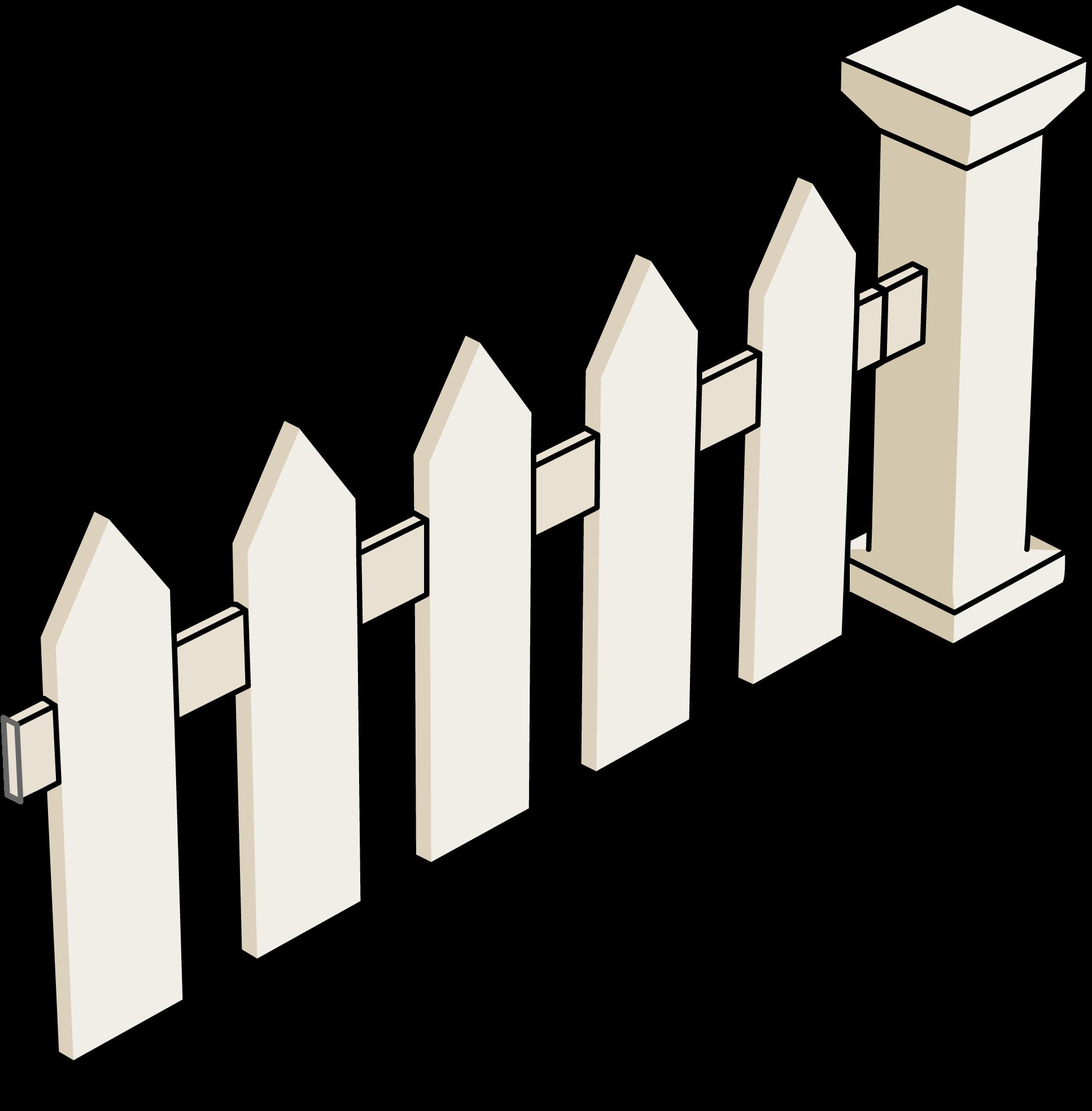 image picket fence sprite 019 club penguin wiki fandom
