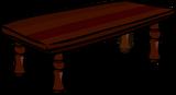 Rosewood Dinner Table sprite 007