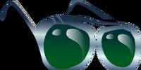 Emerald Aviators