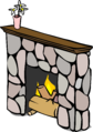 Fireplace sprite 021