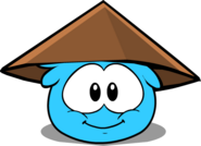 The Master Hat in Puffle Interface
