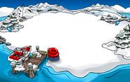 Paper Boat Hunt Dock