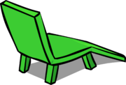 Green Deck Chair sprite 004