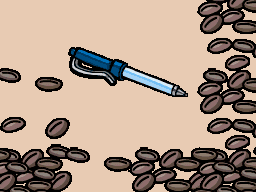 File:Spilt coffee beans.png