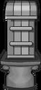 Spooky Penguin Statue sprite 006