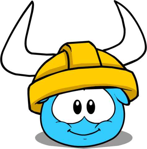 File:Gold Viking Helmet (Puffle Hat) in Puffle Interface.png