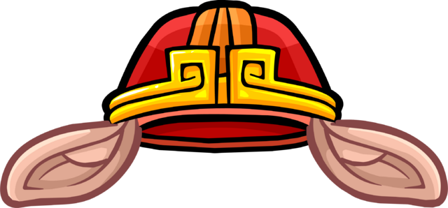 File:Funny Pig Hat clothing icon ID 1116.png