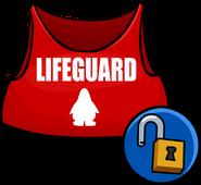 Lifeguard Shirt clothing icon ID 10297
