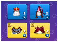 Royalty Week items sneak peek