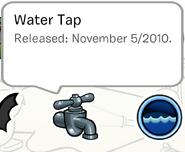 WaterTapPinSB