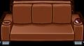 Brown Designer Couch sprite 003