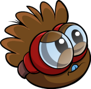 Brown Puffle15