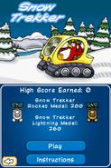 CPEPF Snow Trekker Title Screen