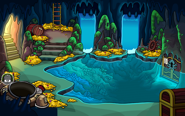 File:Hidden Lake Dub-step Puffle pin.png