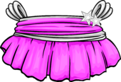 Pink Cosmic Dress clothing icon ID 4280