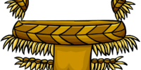 Pineapple Tiki Costume
