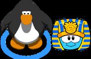 Pharaoh Hat In-Game
