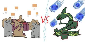 Epic battle pokemon