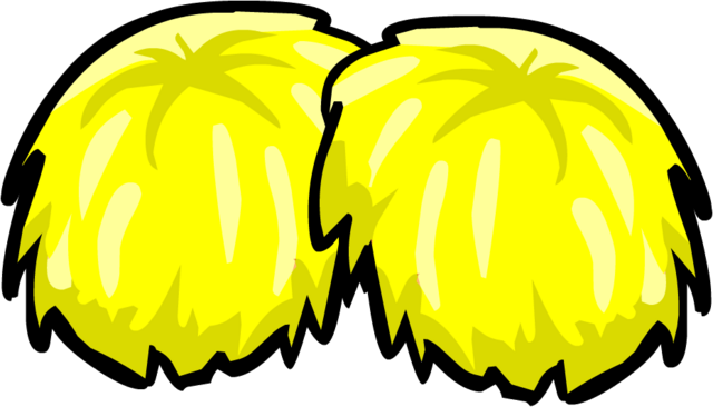 File:Yellow Pompoms.png