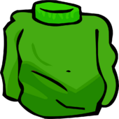 Green Turtleneck ID 226 icon