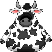 Cow Costume icon