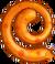Orange berry icon