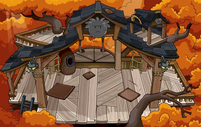 File:Black Puffle Tree House sprite.png