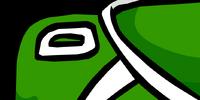 Green Football Jersey