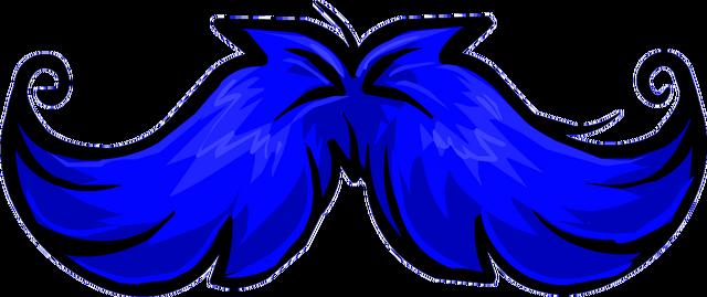 File:Icon Blue Neon Mustache.png